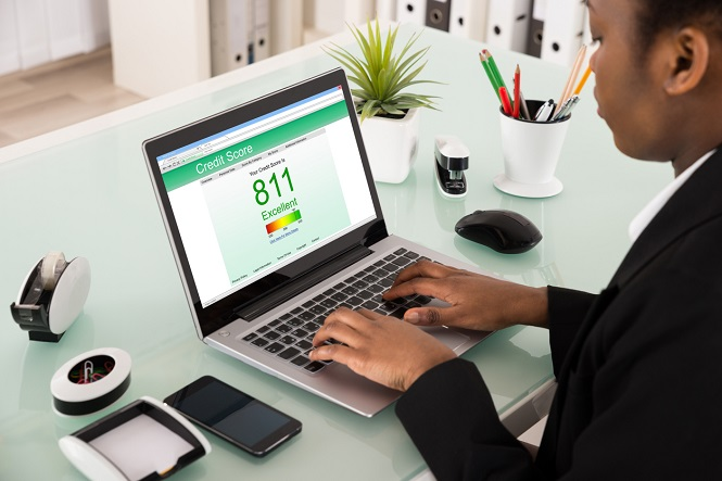 About Business Credit Score
